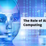 The role of AI in cloud computing